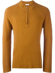 Cmmn Swdn 'Ivor' Pullover Yellow And Orange