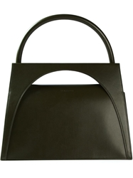J.W.Anderson J.W. Anderson Large 'Moon' Tote Green