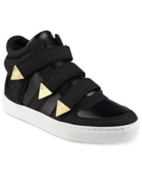 Guess Women's Jailo Velcro Sneakers Women's Shoes Black