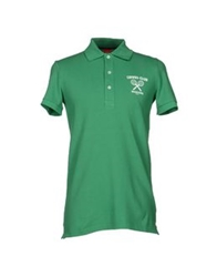 Joe Rivetto Polo Shirts Green