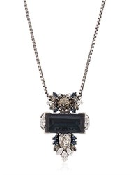 Anton Heunis Large Geometric Rebel Pendent Necklace