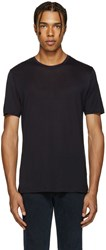 Burberry Navy Smithurst T Shirt