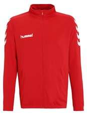 Hummel Core Tracksuit Top True Red