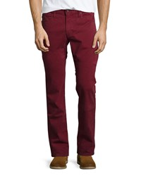 Ag Jeans Ag Graduate Cabernet Sud Jeans Red
