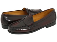 Cole Haan Pinch Penny Burgundy Men's Slip On Dress Shoes