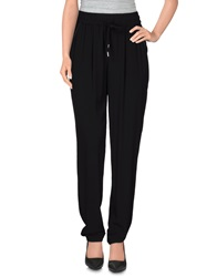 Supertrash Casual Pants Black