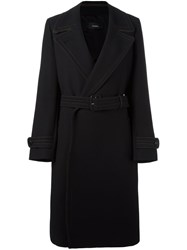 Joseph 'Khort' Coat Black