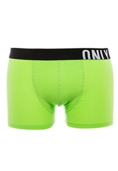 Only And Sons Onskamper Boxer Shorts Green Flash