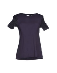 Fairly T Shirts Dark Blue