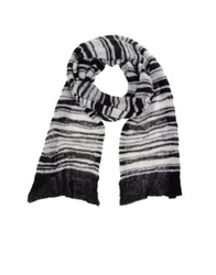 Maxime Simoens Oblong Scarves Black