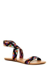 Groove Kelly Lynn Sandal Black