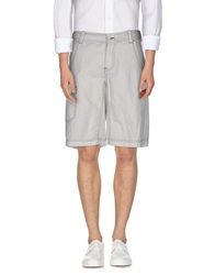 Armani Jeans Bermudas Light Grey