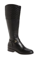 Cole Haan Women's 'Genevieve' Woven Cuff Riding Boot