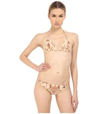 Vivienne Westwood Eve Bikini Terracotta Women's Swimwear Sets Orange
