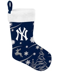 Forever Collectibles New York Yankees Team Stocking Navy