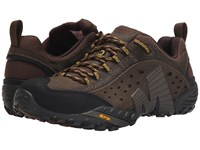 Merrell Intercept Canteen Men's Lace Up Casual Shoes Brown