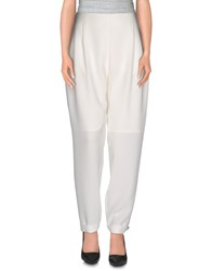 Mcq By Alexander Mcqueen Mcq Alexander Mcqueen Trousers Casual Trousers Women White