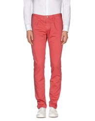 Jacob Coh N Academy Trousers Casual Trousers Men Pastel Pink