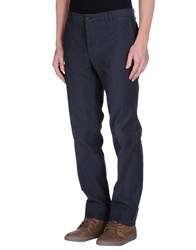 Paoloni Trousers Casual Trousers Men Steel Grey