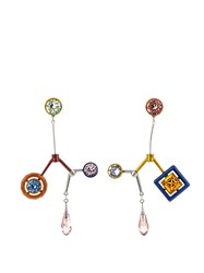 Peter Pilotto Atelier Swarovski By Earrings Multi