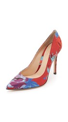 Mary Katrantzou Lisa Pumps Ghost Rose Red