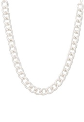 S.Oliver Necklace White Silver