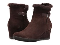 Geox Wameliast22 Coffee Women's Shoes Brown