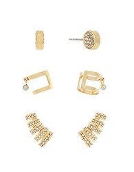 Bcbgeneration Circle Set Earrings Gold