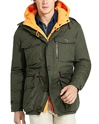 Polo Ralph Lauren Twill Down Parka 100 Bloomingdale's Exclusive Fall Loden