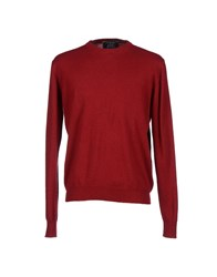 Le Mont St Michel Knitwear Jumpers Men Camel