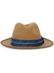 Diesel 'Cabra' Hat Nude And Neutrals