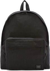 Porter Black Condura Backpack