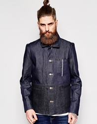 Lee 101 Workwear Jacket Blue