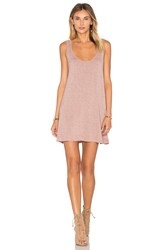 Riller And Fount Lakey Dress Mauve