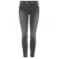 J Brand Low Rise Ankle Crop Skinny Jeans Outsider