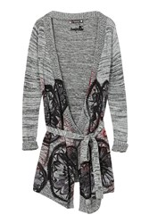 Desigual Stephany Cardigan Grey