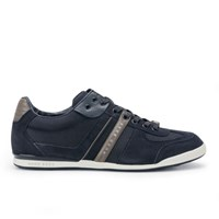 Hugo Boss Boss Green Men's Akeen Trainers Open Blue
