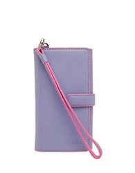 Lodis Audrey Lily Phone Wallet Lilac Rose