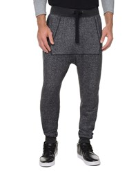 2Xist Terry Harem Sweatpants Black