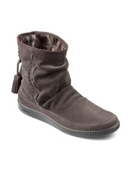 Hotter Pixie Ladies Lightweight Boot Gunmetal