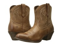 Ariat Darlin Burnt Sugar Cowboy Boots Brown
