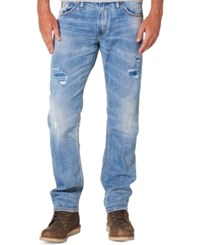 Silver Jeans Men's Eddie Relaxed Fit Jeans