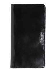 Diesel Wallets Black