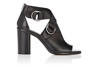 Rag And Bone Women's Kora Leather Sandals Black