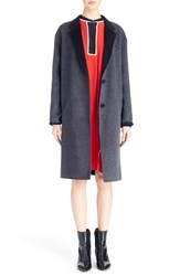 Kenzo Women's Double Face Wool And Cashmere Coat