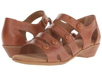 Softspots Reading Cork Montana Women's 1 2 Inch Heel Shoes Brown