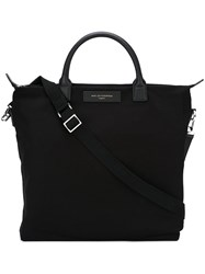 Want Les Essentiels De La Vie 'O'hare' Tote Bag Black