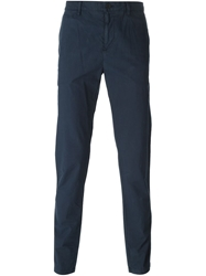 Burberry Chino Trousers Blue