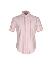 Band Of Outsiders Shirts Shirts Men Pink