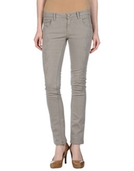 Annarita N. Denim Pants Light Grey